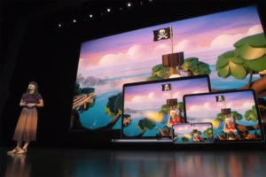 apple arcade event