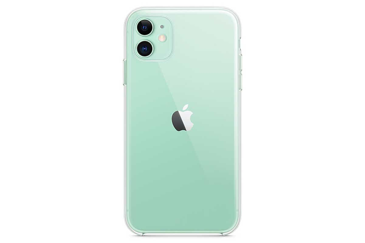 Apple Clear Case