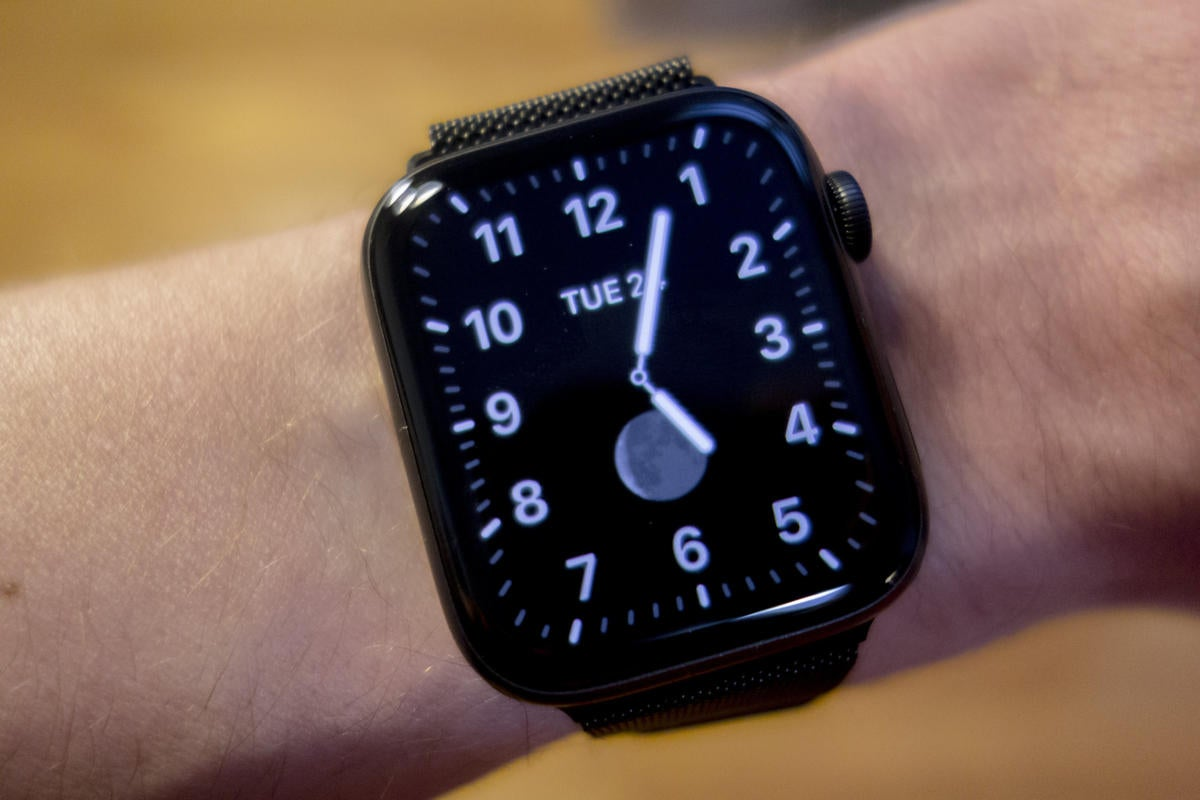 Apple Watch Series 5 Always On Faces Ranked From The Best To Toy Story Macworld