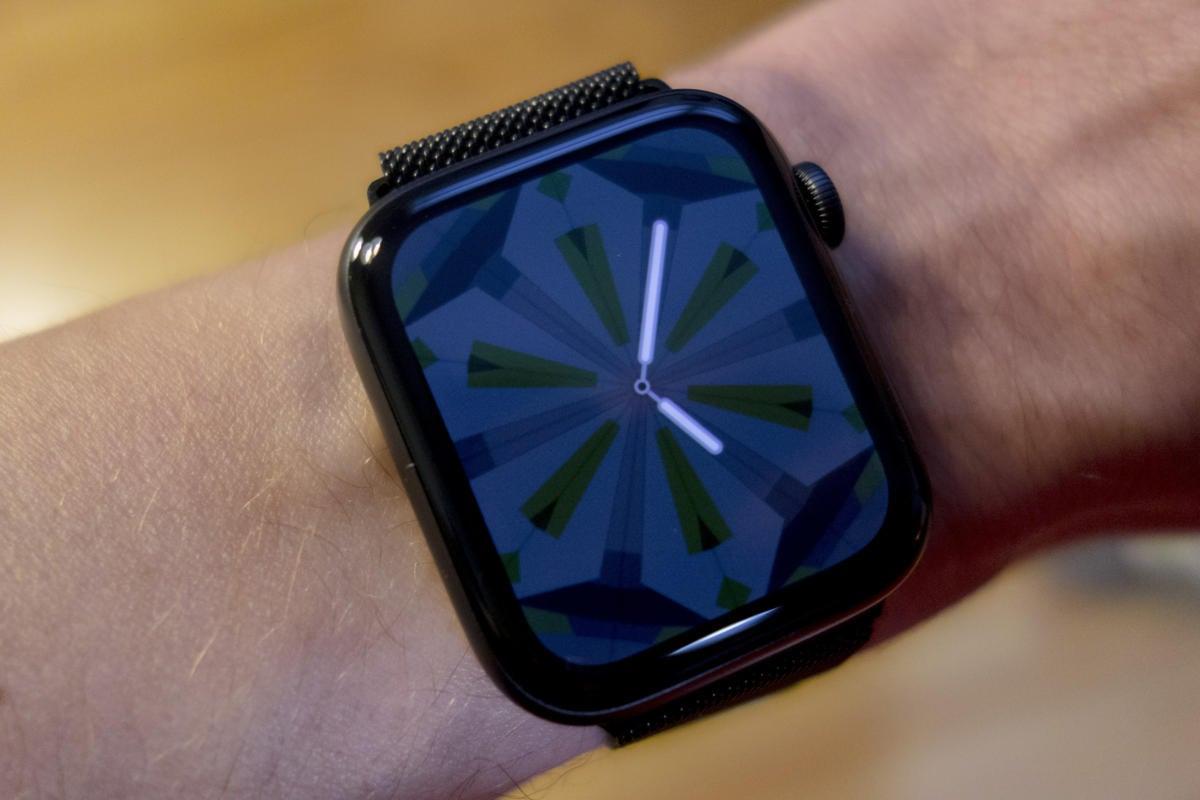 apple watch always on kaleidoscope