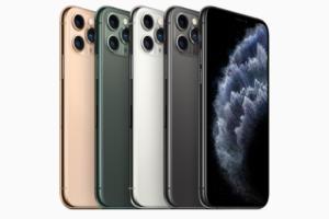 apple iphone 11 pro colors