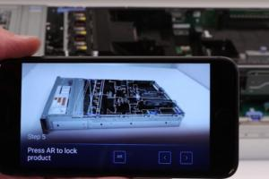 Help Me Help You: Bringing Augmented Reality to the Data Center