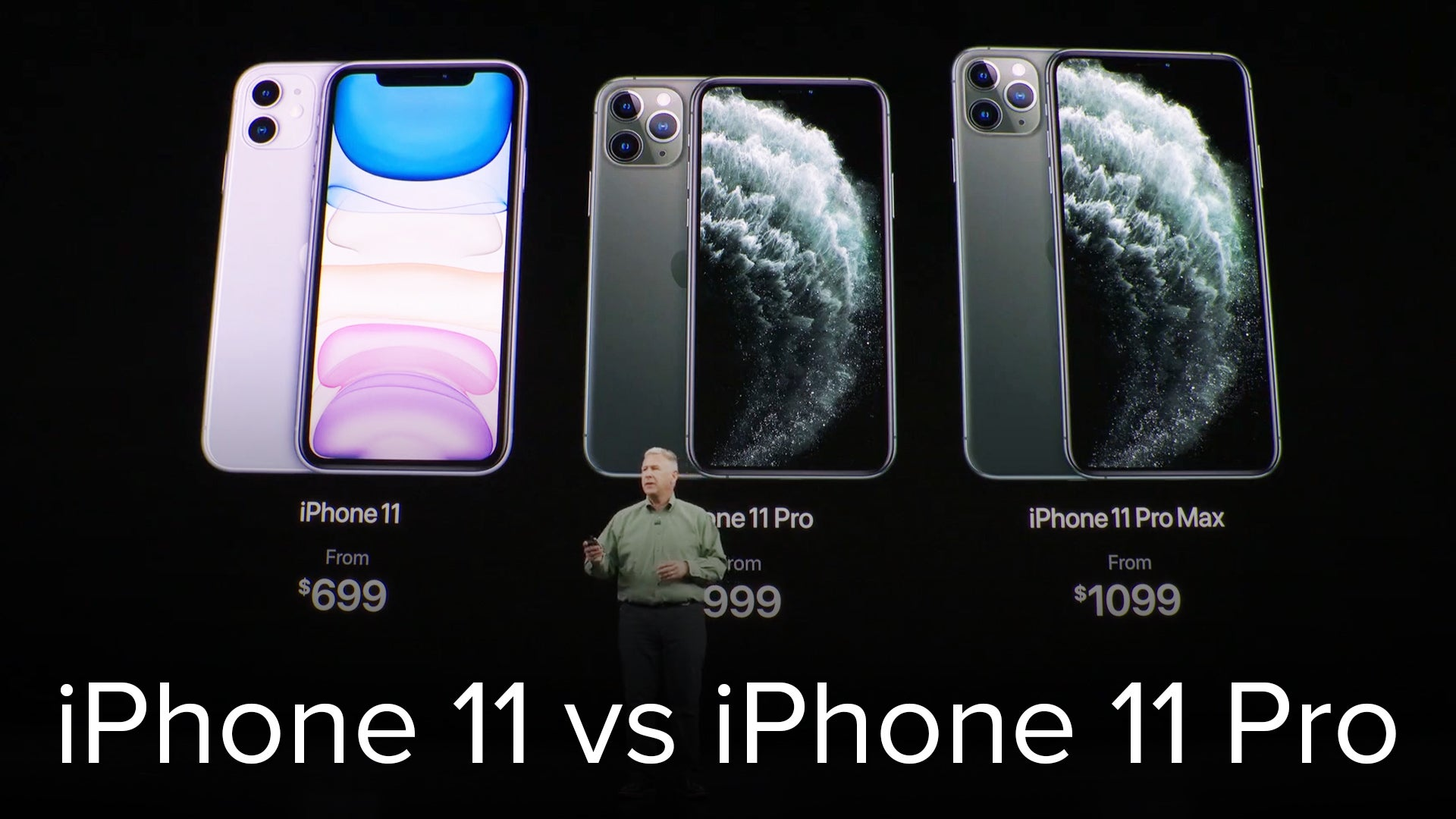 Iphone 11 Vs Iphone 11 Pro What S The Difference Macworld