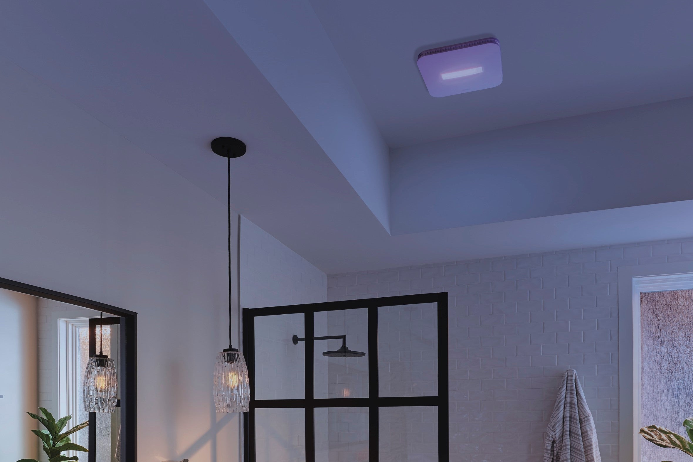 Broan S Upcoming Surfaceshield Bathroom Fan Kills Germs