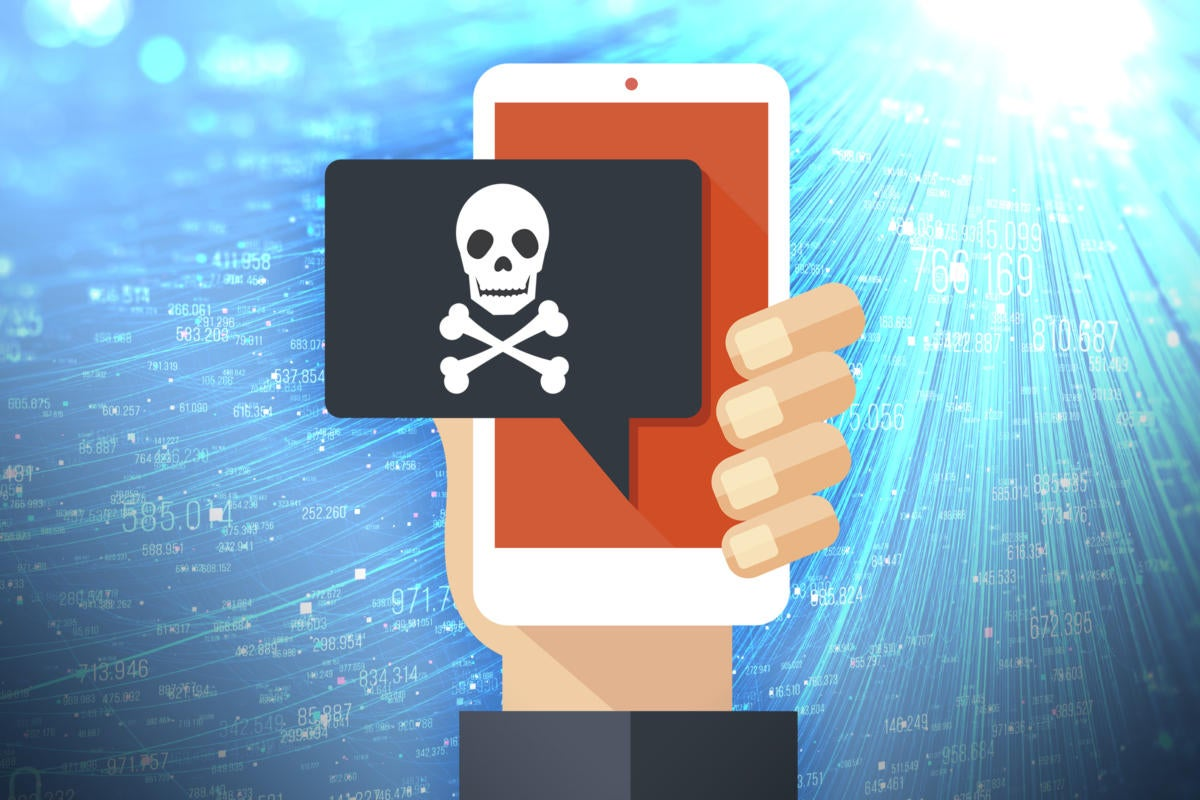 SMS-based provisioning messages enable advanced phishing on