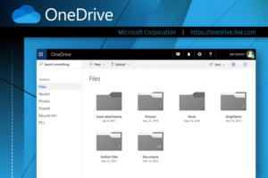 Computerworld slideshow: Top 10 file-sharing options  >  OneDrive