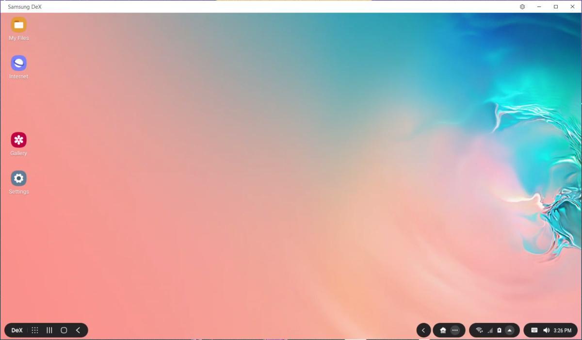 dex desktop