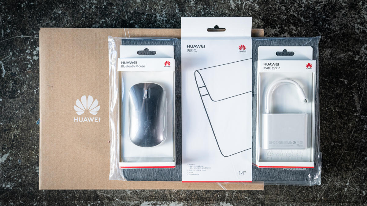 Giveaway: Enter to win a Huawei MateBook 13