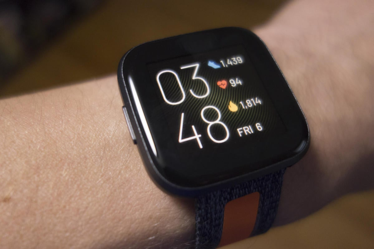 The 129 Fitbit Versa 2 Is One Of The Best Deals You Ll Find On Cyber Monday Macworld