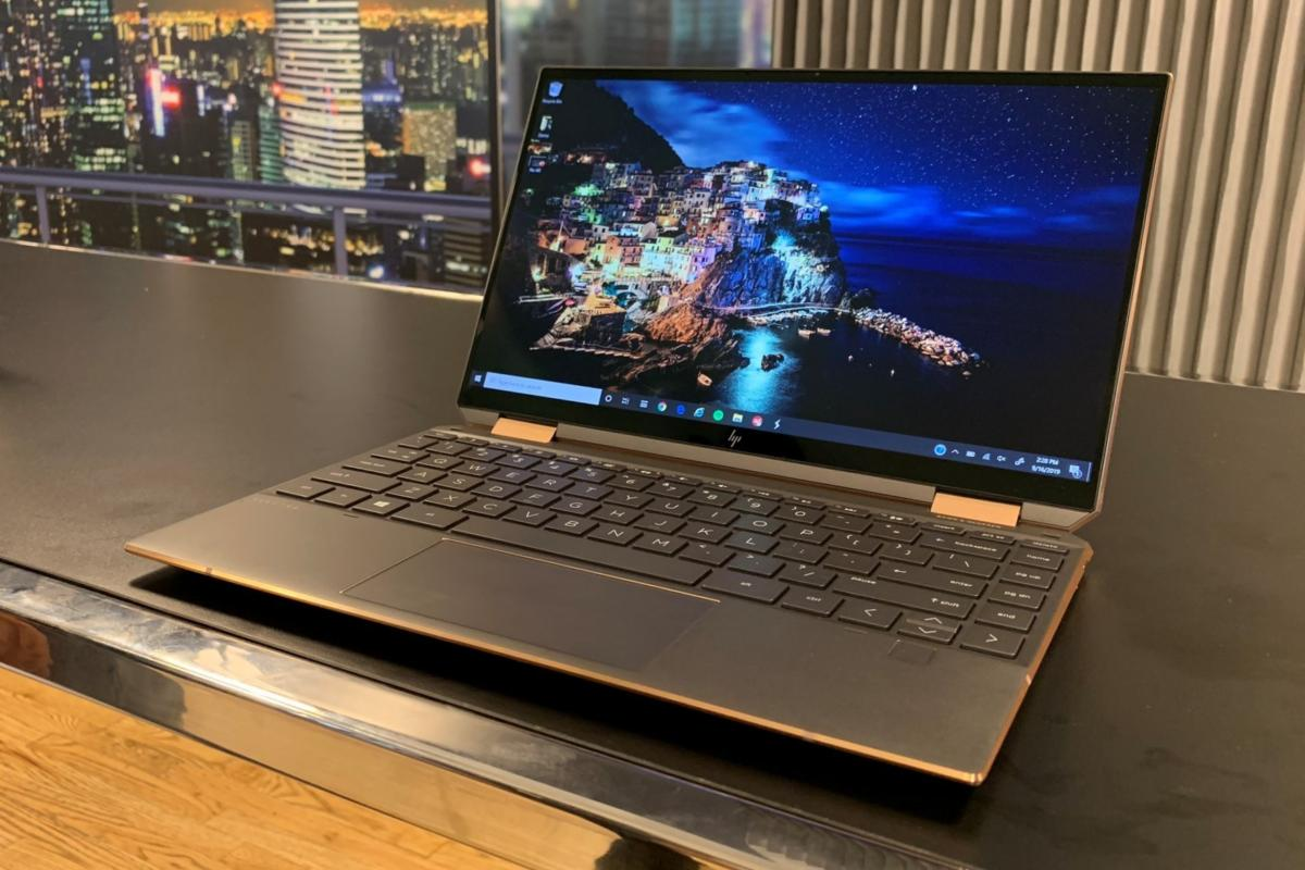 Hp Spectre X360 Review 2020.Hands On With Hp S New Spectre X360 13 Shrunk Down And