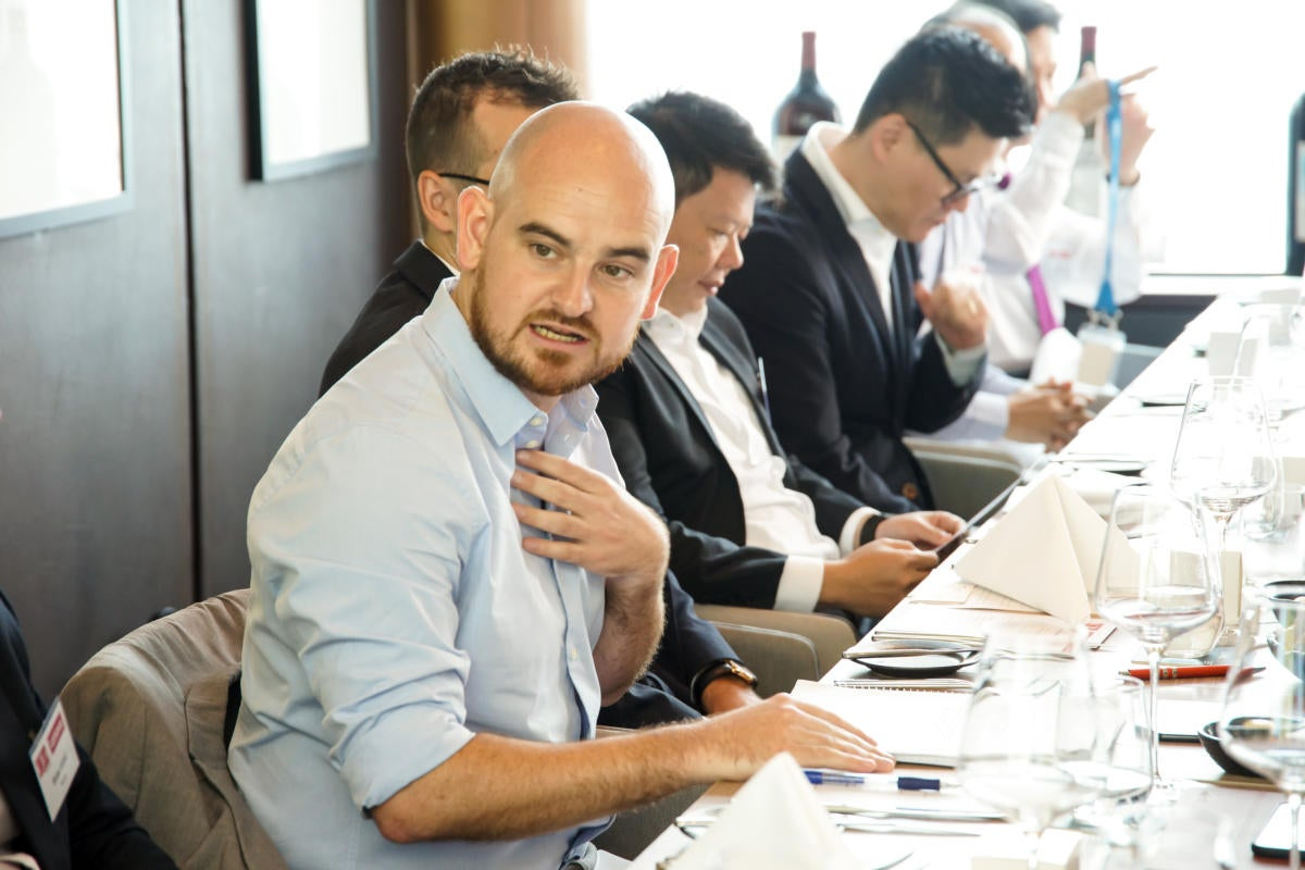 James Henderson, Editorial Director of CIO ASEAN