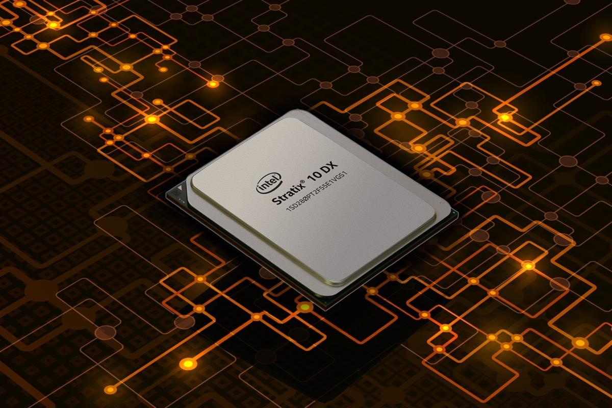 Intel ships Stratix 10 DX FPGAs with PCIe 4 and Optane support partners with VMWare