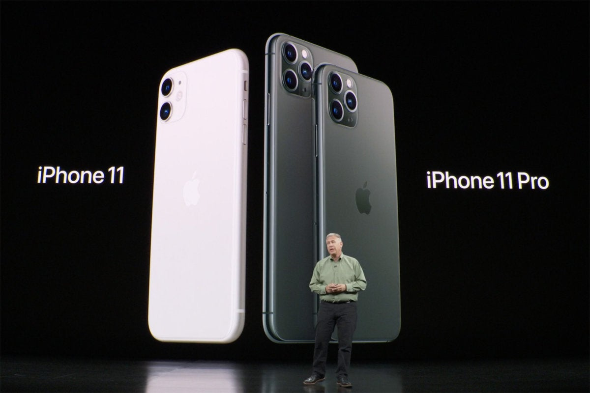 iphone 11 and pro