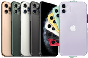 iphone 11 and pros