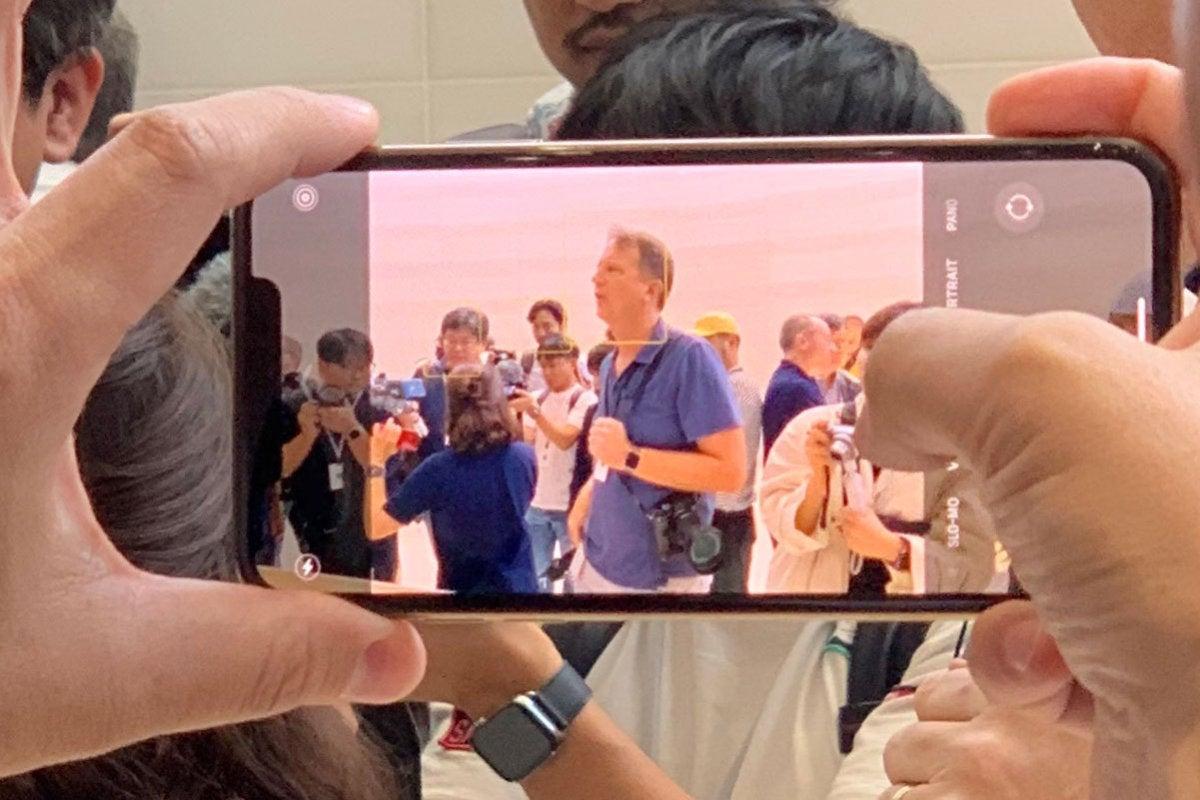 iphone 11 camera viewfinder