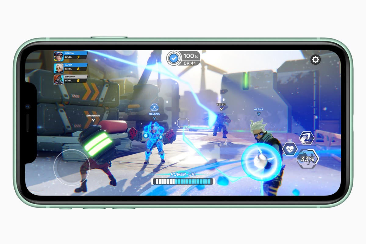 iphone 11 gaming