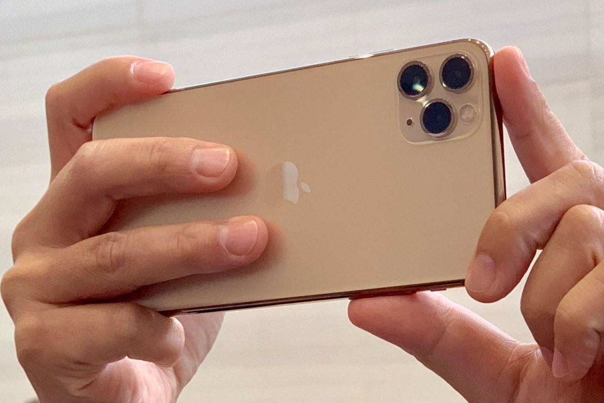 Hands On With The Iphone 11 Cameras Macworld
