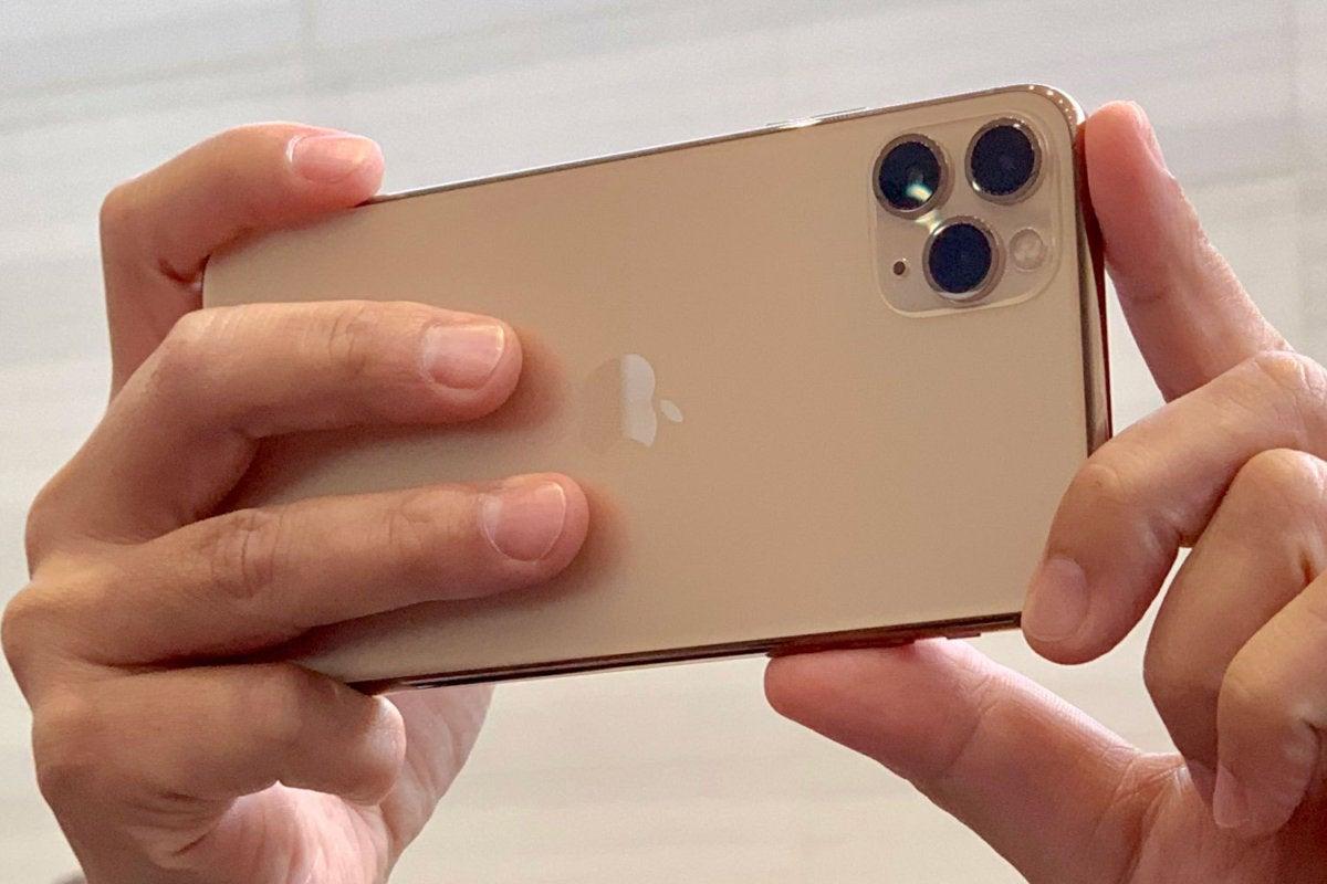 iphone 11 pro camera setup