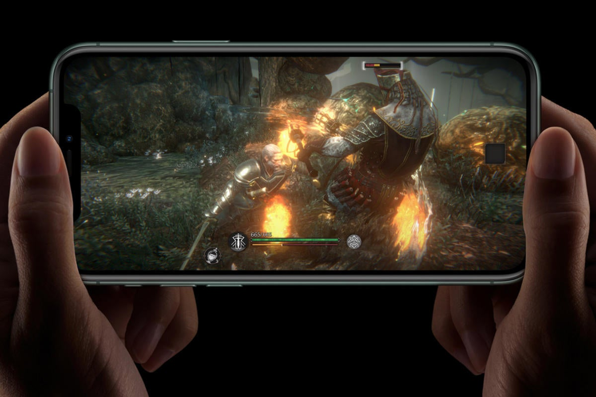 iphone 11 pro gaming