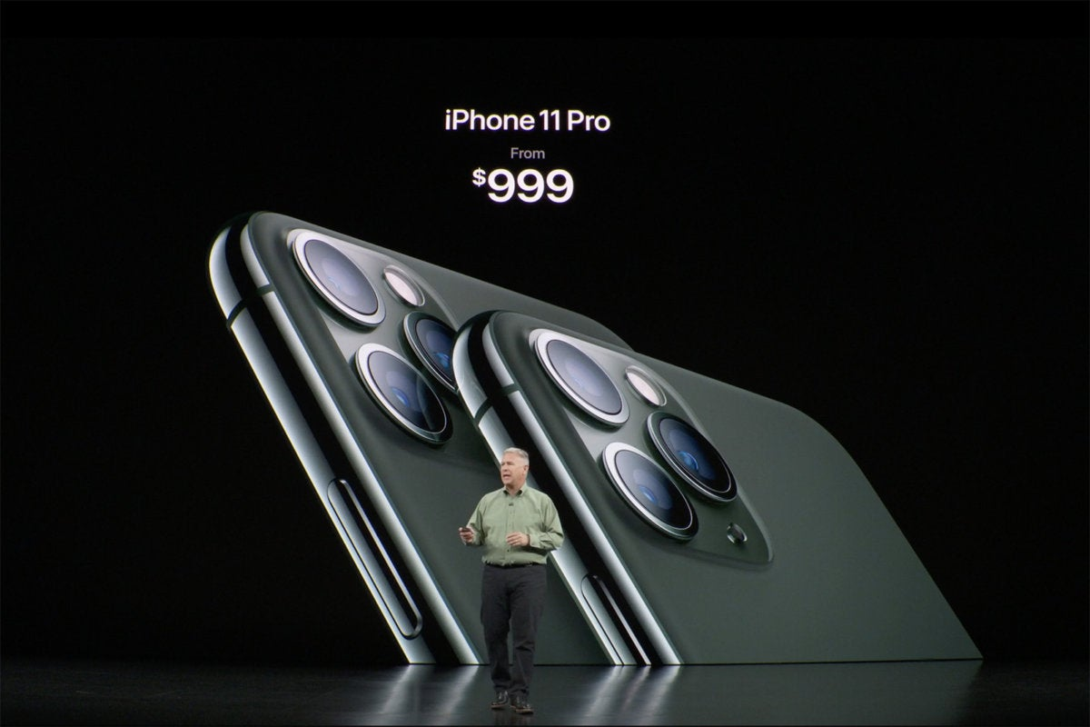 With the iPhone 11 Pros, Apple stripped all meaning from the