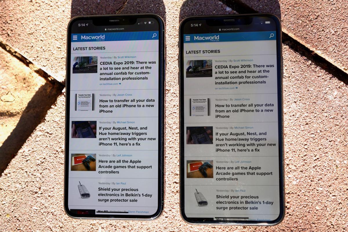 Iphone 11 Pro Review Macworld