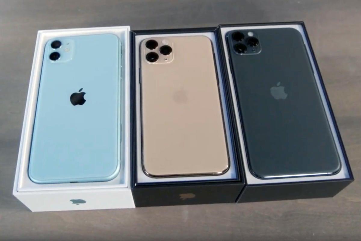 iphone 11 unbox