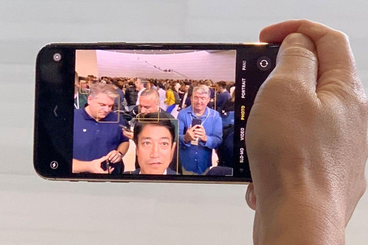 iphone 11 wide selfie