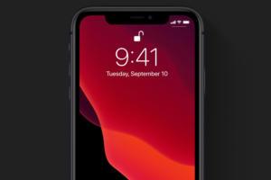 iphone ios13 stock