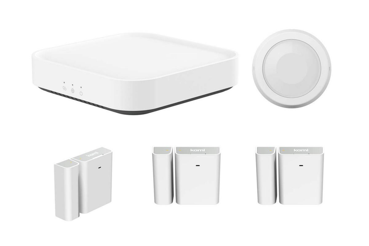 Kami Smart Security Starter Kit Review Its Low Price Tag Is