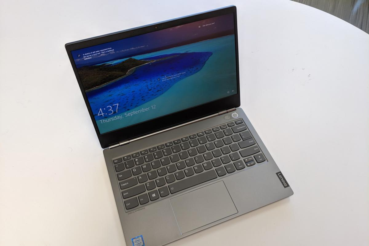 lenovo thinkbook 13s primary