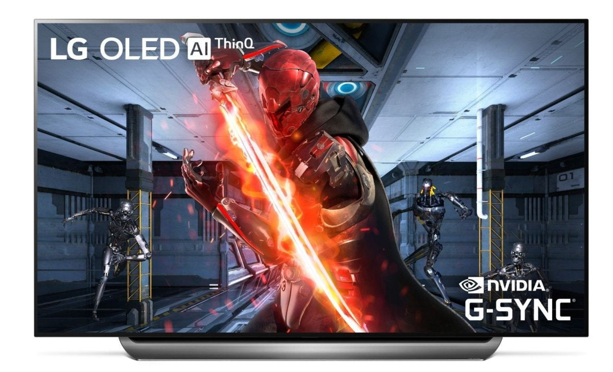 LG OLED TVs get Nvidia G-Sync Compatible for smooth big