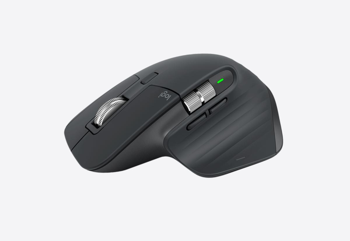 Logitech unveils next-gen MX Master 3 smart mouse, MX Keys