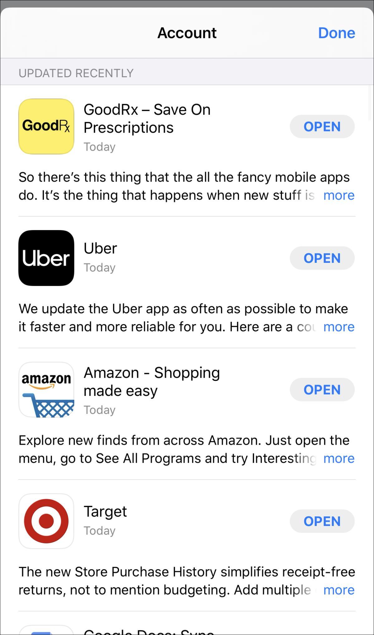 mac911 ios 13 updated apps