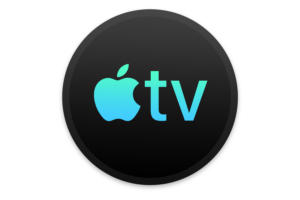 macos catalina tv icon