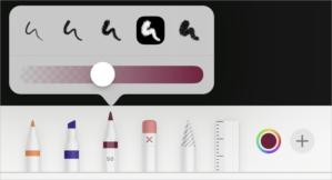 markup 13 drawing tools