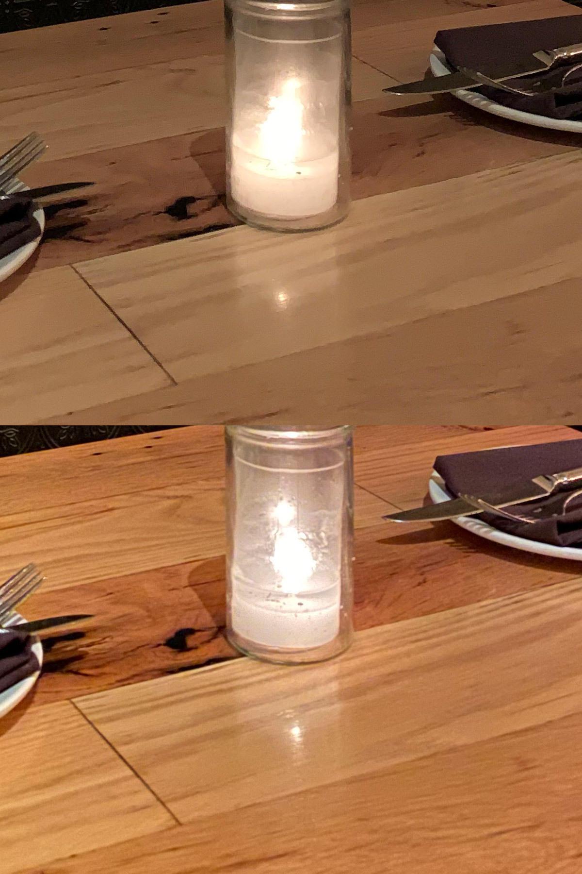 nightmode tabletop
