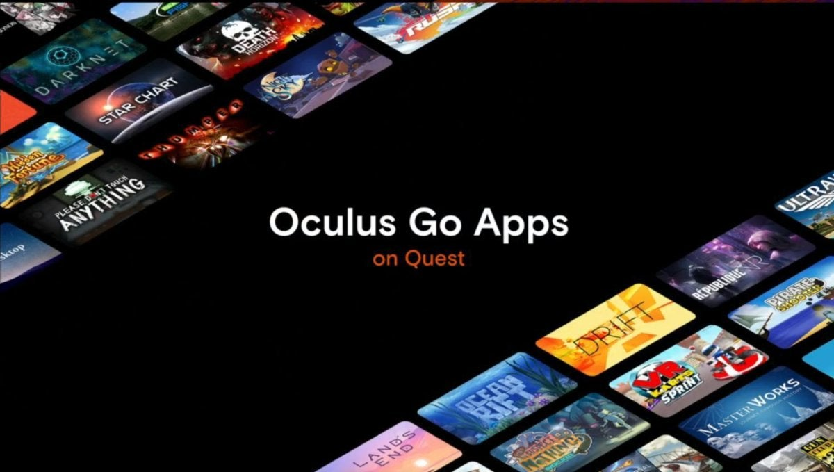 oculus go on quest