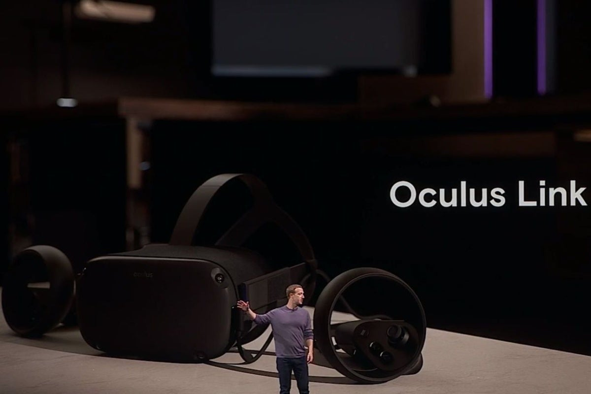 Oculus Link beta impressions: Connecting Oculus Quest to PCs negates the Rift