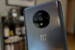 oneplus 7t back