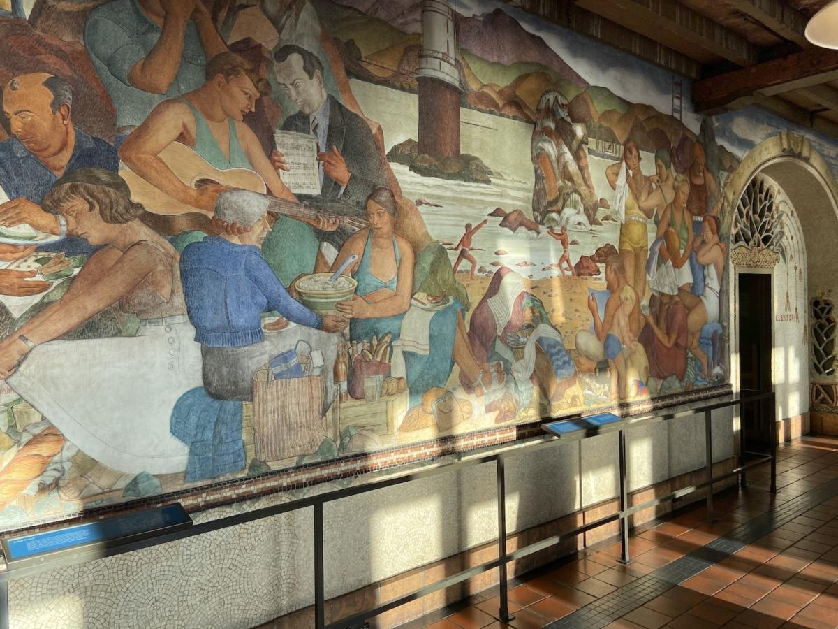 phone 11 mural wide