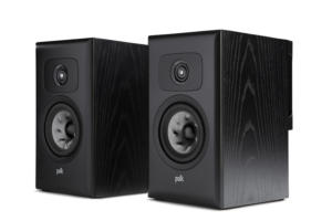 polk legend l100 black pair
