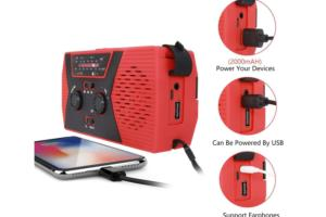 Disaster prep? This RegeMoudal emergency radio is $25, an all-time low