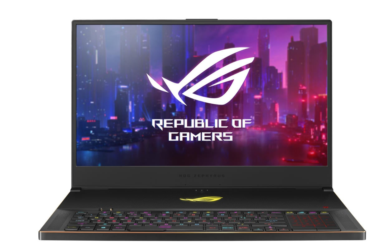 Asus Debuts 300hz Displays For Gaming Laptops Pcworld