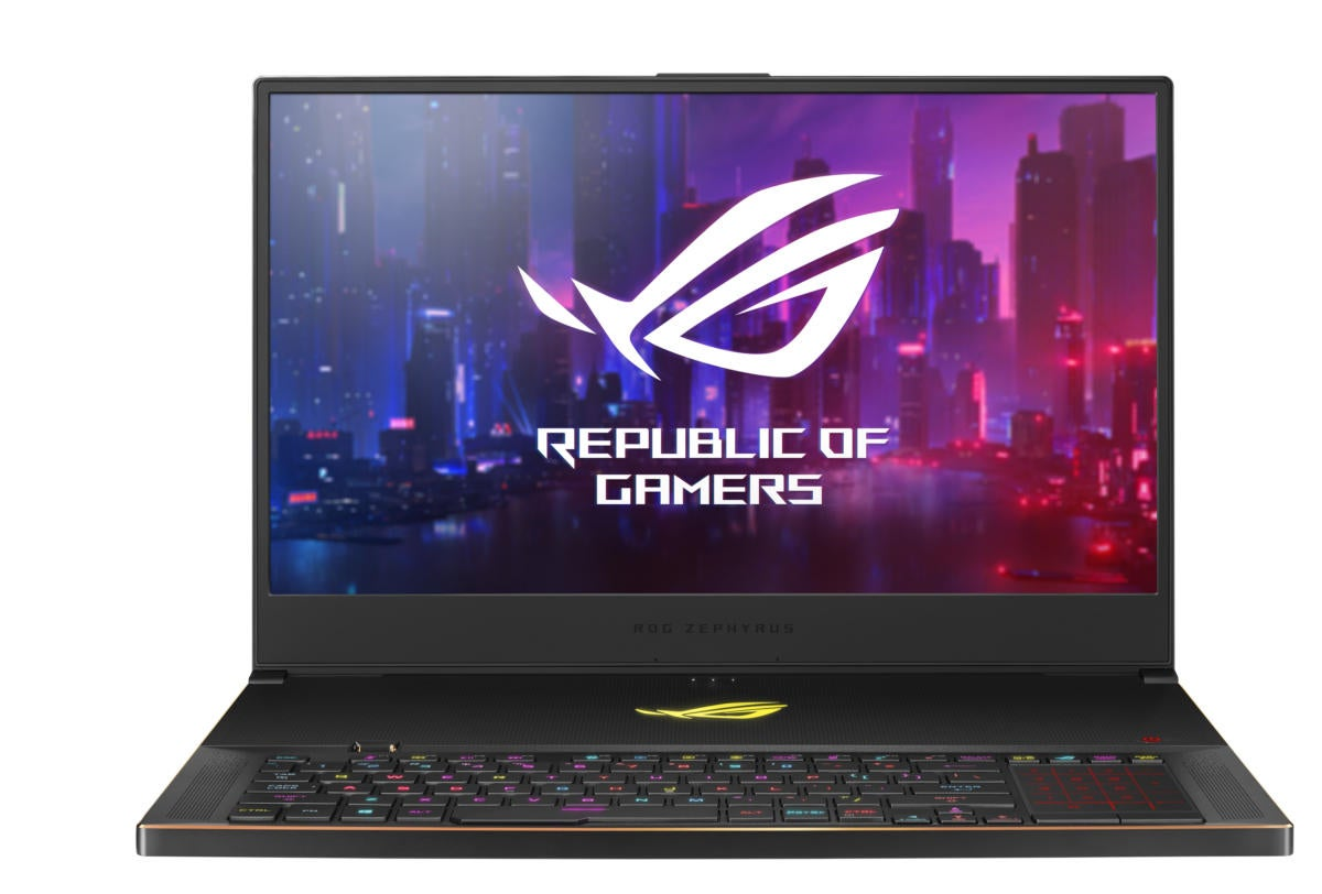 Asus debuts 300Hz displays for gaming laptops   PCWorld