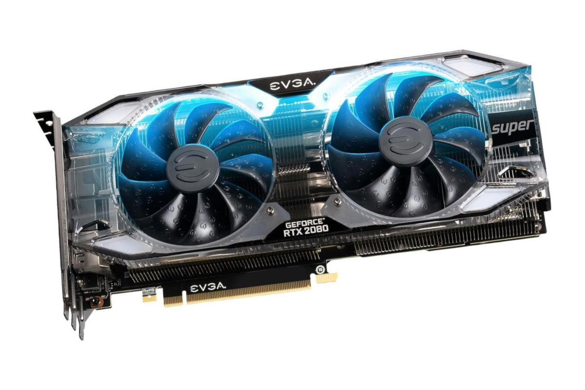 This overclocked EVGA GeForce RTX 2080 Super is just $10