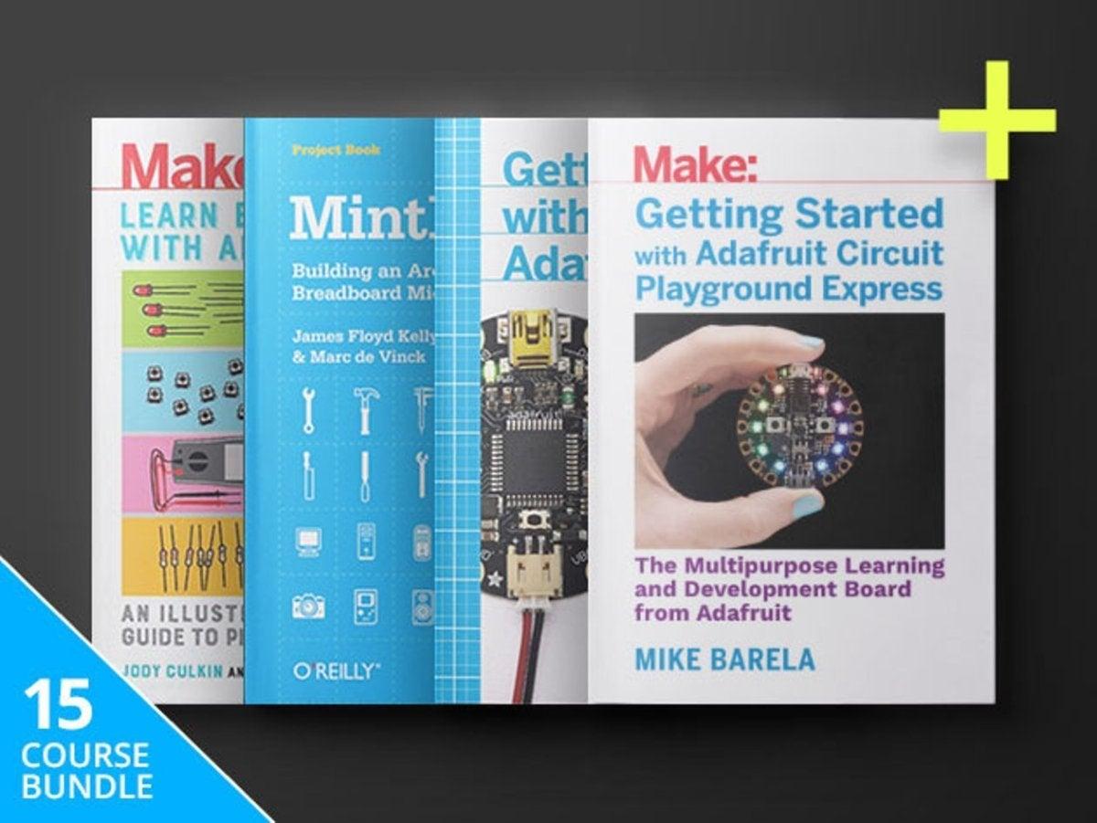 支付你想要的这些Arduino电子书