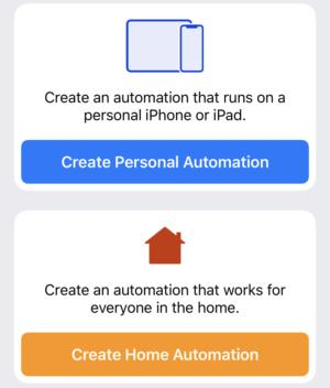 shortcuts131 automations