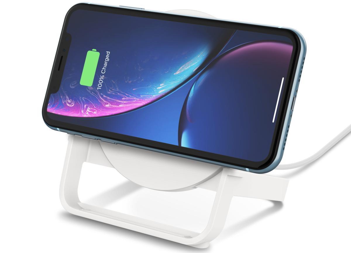 Belkin Boost Up Charge Wireless Charging Stand 7.5W review: A versatile design goes a long way