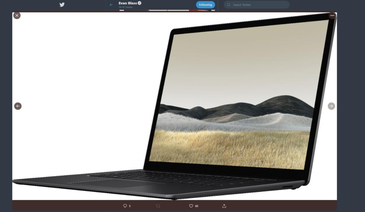 surface laptop 3 bigger