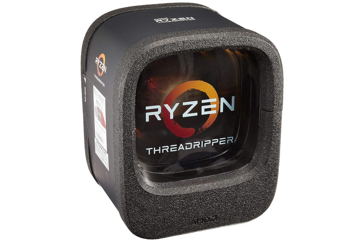 AMD's 12-core Threadripper 1920X drops to a staggeringly